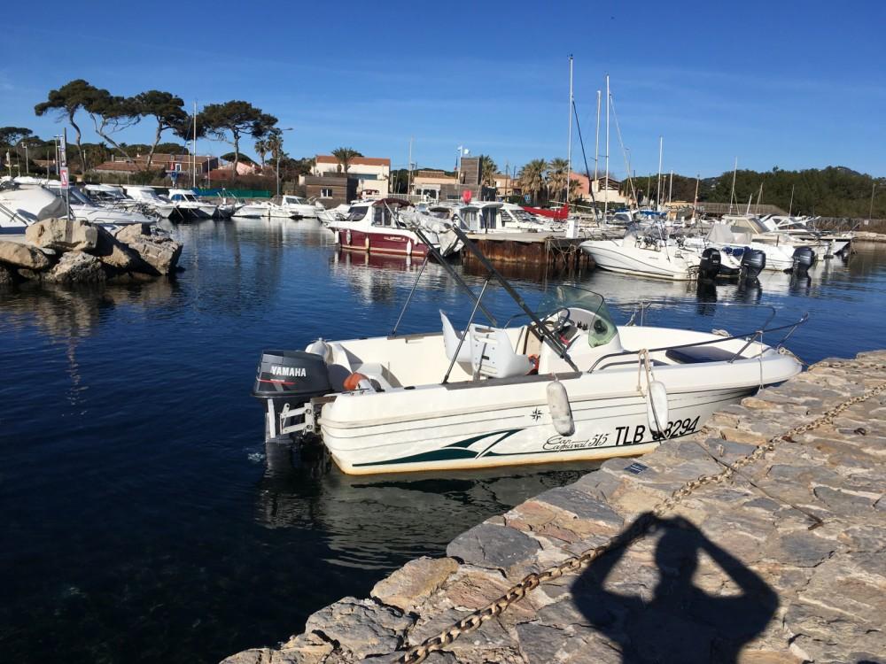 Bootsverleih Jeanneau Cap Camarat 515 Style Hyères Samboat