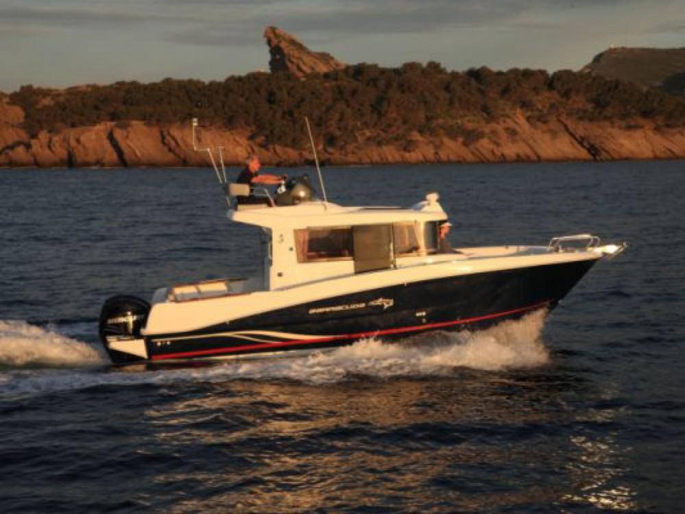 Bénéteau Barracuda 9 zwischen Privatpersonen und professionellem Anbieter La Trinité-sur-Mer