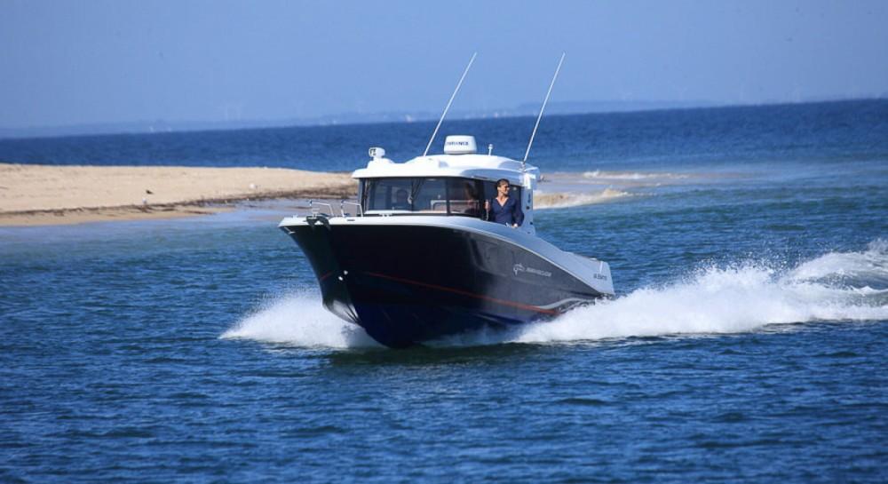 Bootsverleih La Trinité-sur-Mer günstig Barracuda 9