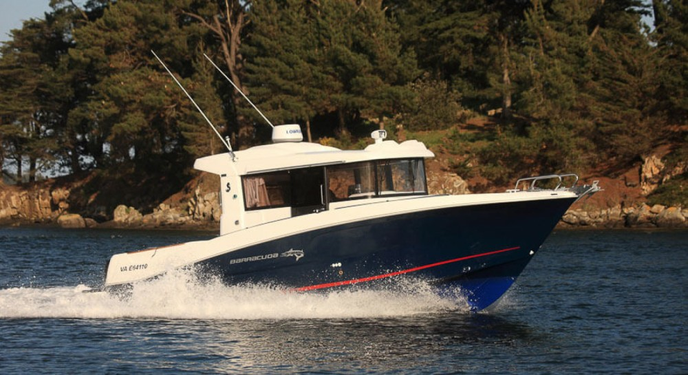 Bootsverleih Bénéteau Barracuda 9 La Trinité-sur-Mer Samboat
