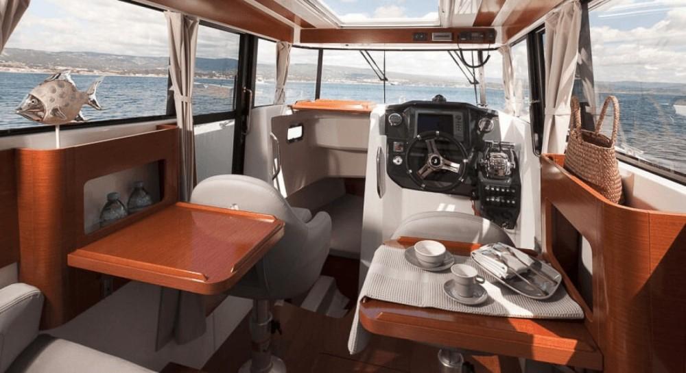 Yacht-Charter in La Trinité-sur-Mer - Bénéteau Barracuda 9 auf SamBoat
