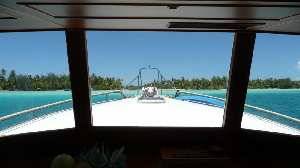 Vermietung Motorboot Grand Banks mit Führerschein