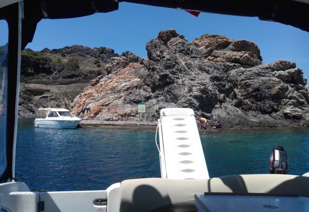 Vermietung Motorboot Cranchi mit Führerschein