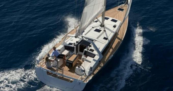 Bootsverleih Cannes günstig Oceanis 48