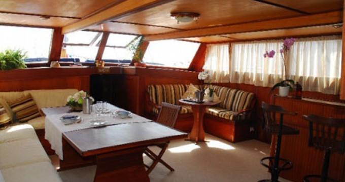Segelboot mit oder ohne Skipper goletta mieten in Milazzo