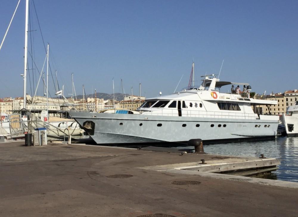 Bootsverleih Admiral Admiral 25 Marseille Samboat