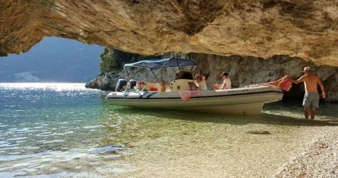 Bootsverleih Lefkada (Island) günstig Colbac 750