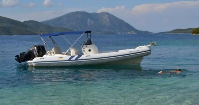 Bootsverleih Colbac Colbac 750 Lefkada (Island) Samboat