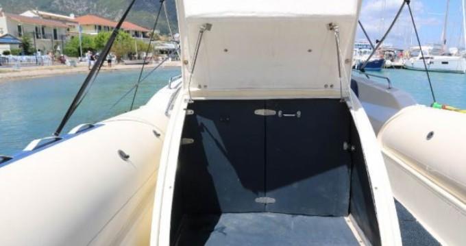 Yacht-Charter in Lefkada (Island) - Vicror Tempest 990 auf SamBoat