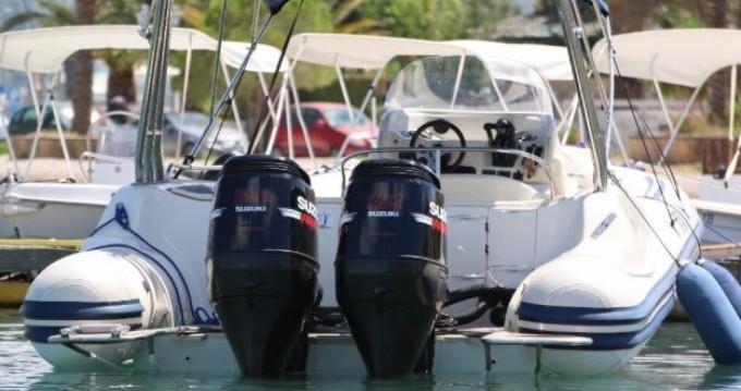 Vicror Tempest 990 zwischen Privatpersonen und professionellem Anbieter Lefkada (Island)