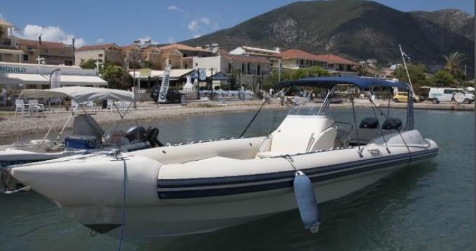 Schlauchboot mieten in Lefkada (Island) - Vicror Tempest 990