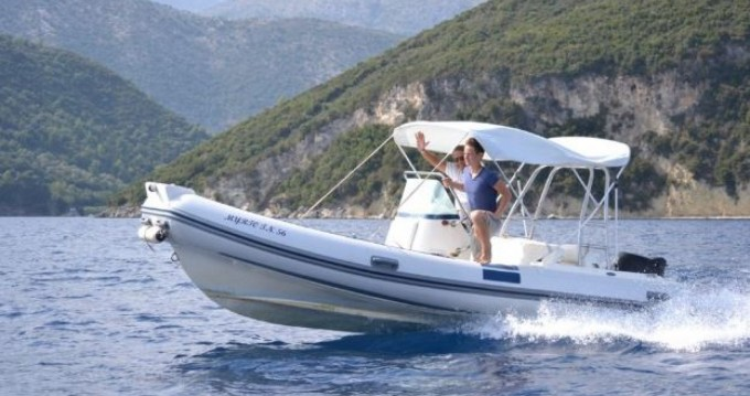 Yacht-Charter in Lefkada (Island) - Northstar 570 auf SamBoat