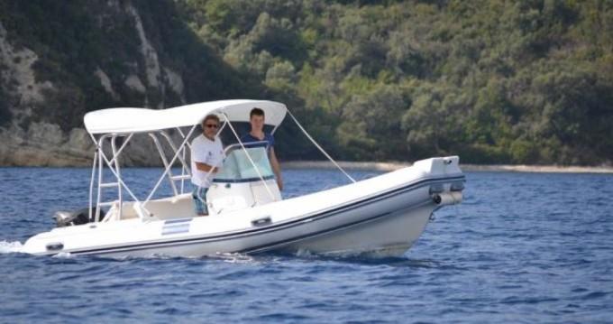 Schlauchboot mit oder ohne Skipper Northstar mieten in Lefkada (Island)