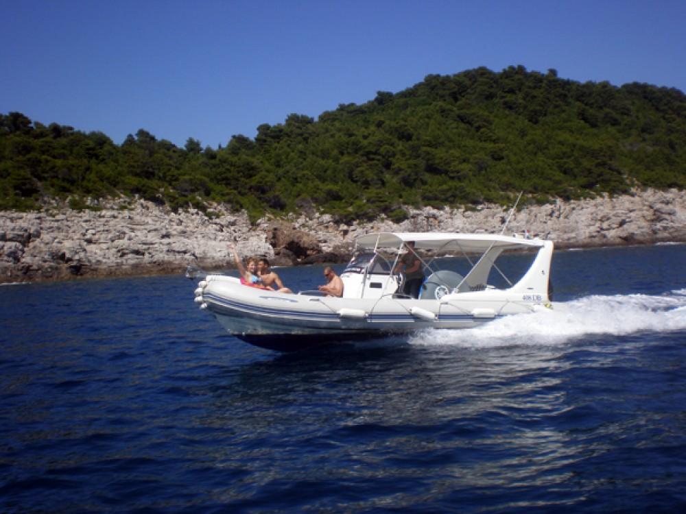 Bootsverleih Zodiac 409 DB Dubrovnik Samboat