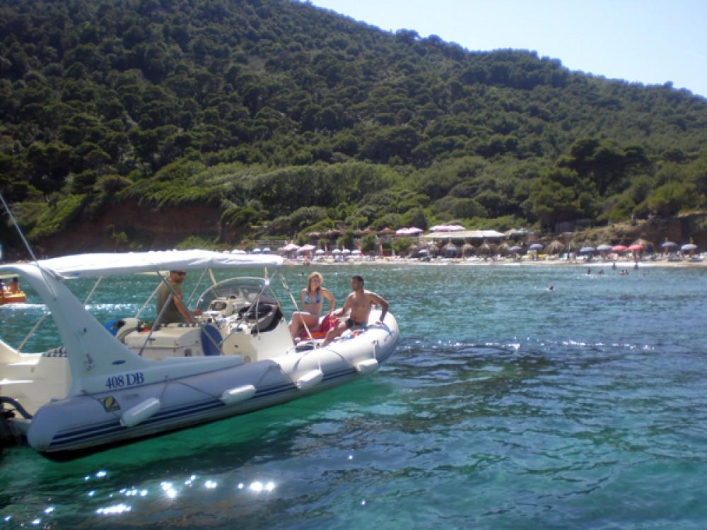 Schlauchboot mieten in Dubrovnik - Zodiac 409 DB