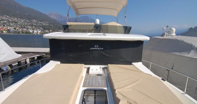 Yacht-Charter in Saint-Mandrier-sur-Mer - Cranchi Cranchi 43 Fly auf SamBoat