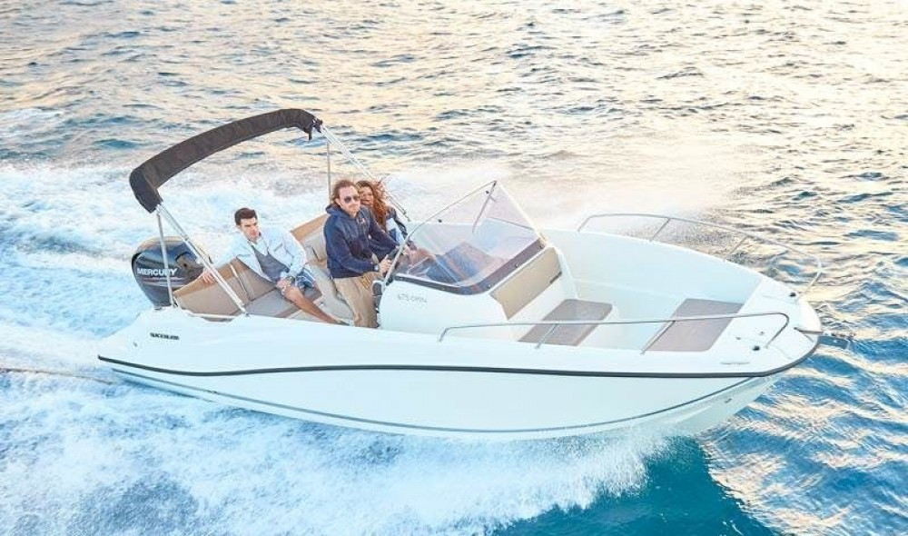 Bootsverleih Quicksilver Activ 555 Open Dubrovnik Samboat