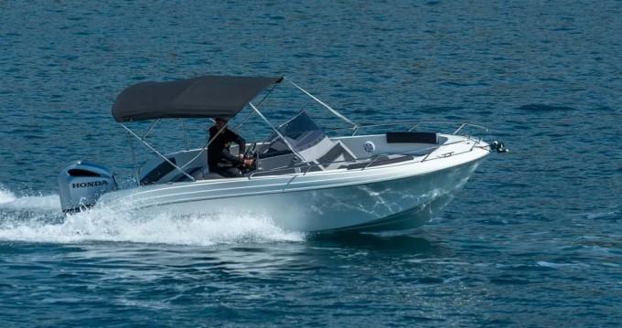 Motorboot mit oder ohne Skipper Atlantic mieten in Trogir