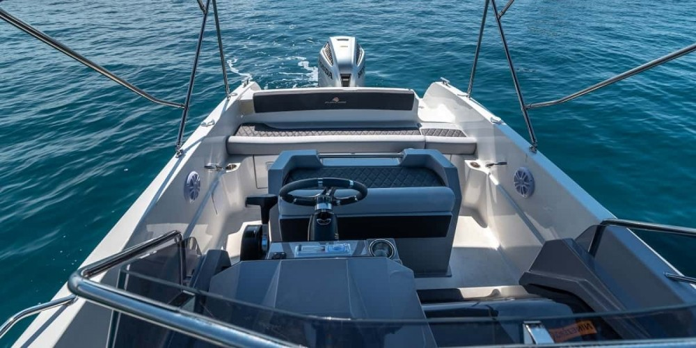 Yacht-Charter in Trau - Atlantic open 670 auf SamBoat