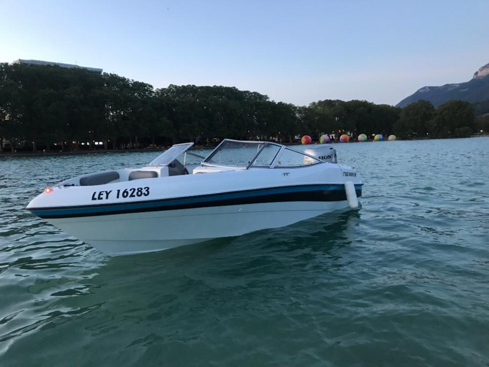Bootsverleih Four Winns Horizon 190 Annecy Samboat