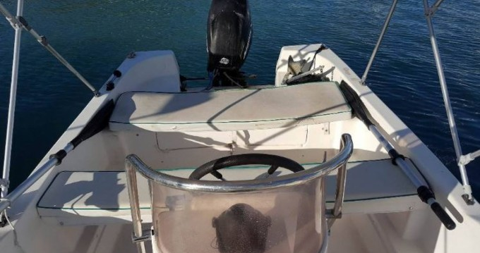 Vermietung Schlauchboot Proteus mit Führerschein