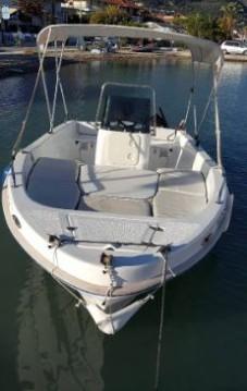 Vermietung Motorboot AM Yacht mit Führerschein