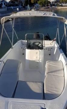 Bootsverleih Lefkada (Island) günstig Prince 570 Open