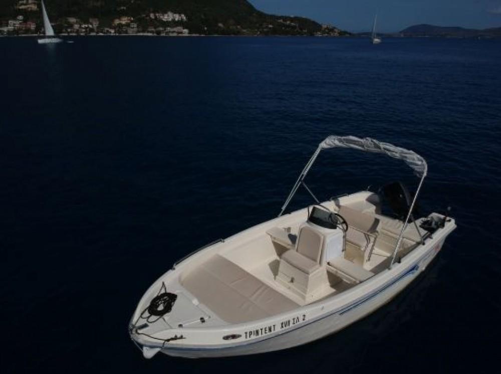 Motorboot mieten in Nydri zum besten Preis