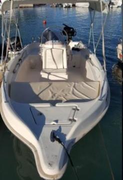 Vermietung Motorboot Elie boat mit Führerschein