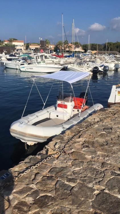 Bootsverleih Valiant Valiant 520 Vanguard Hyères Samboat