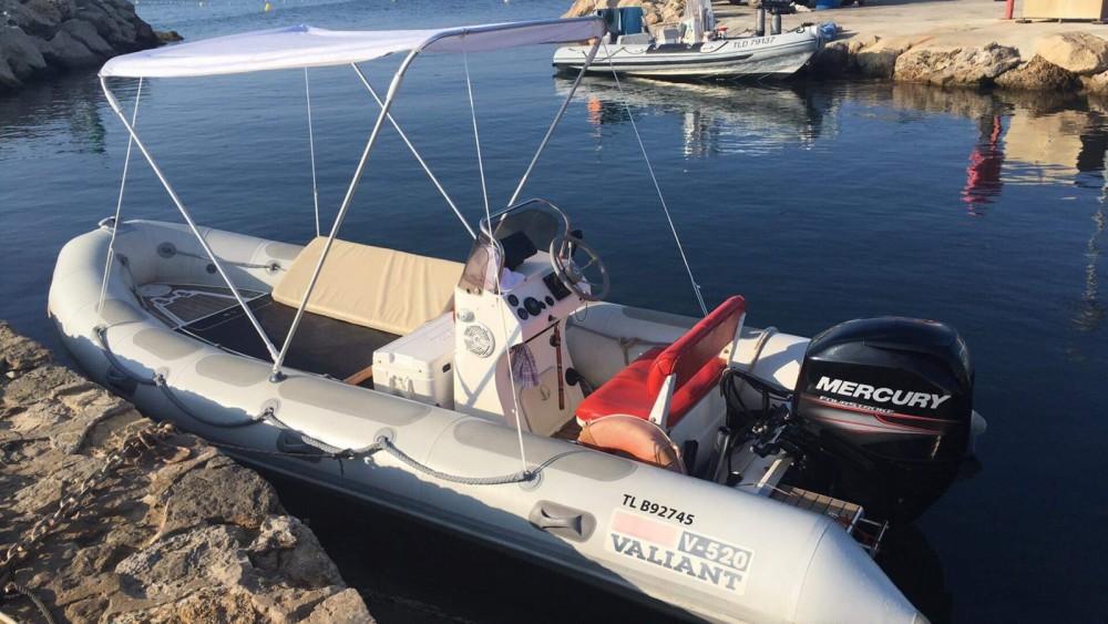 Yacht-Charter in Hyères - Valiant Valiant 520 Vanguard auf SamBoat