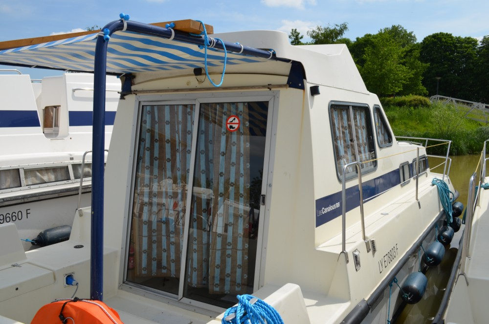 Hausboot mieten in Colombiers - Les Canalous Triton 860 Fly