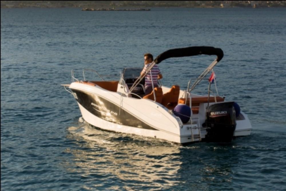 Motorboot mieten in Split - Barracuda 545