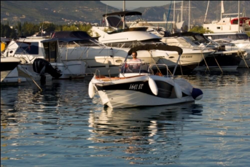 Bootsverleih Barracuda 545 Split Samboat