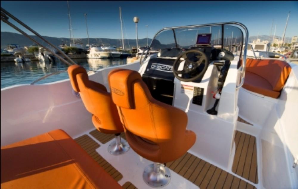Yacht-Charter in Split - Barracuda 545 auf SamBoat