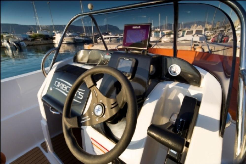 Ein Barracuda 545 mieten in Split