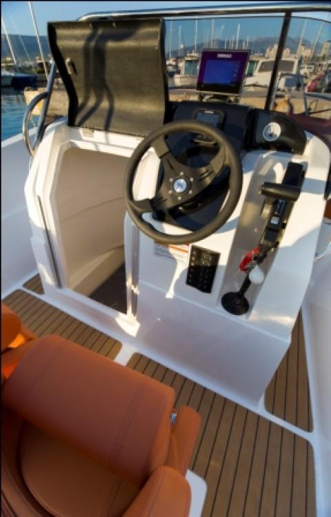 Motorboot mit oder ohne Skipper Barracuda mieten in Split