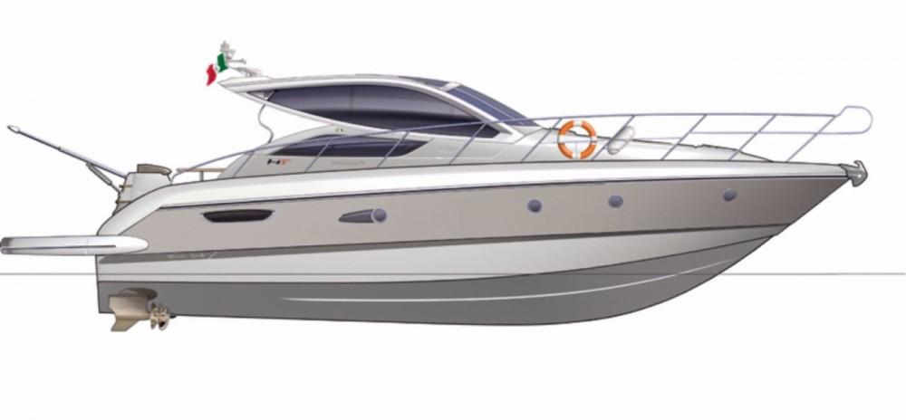 Yachten mit oder ohne Skipper Cranchi mieten in