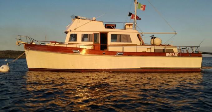 Bootsverleih Grand Banks 42 special Venezia Samboat