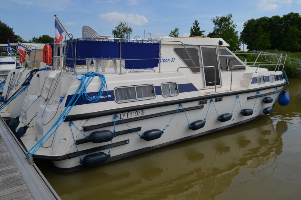 Hausboot mieten in Homps - Les Canalous Tarpon 37