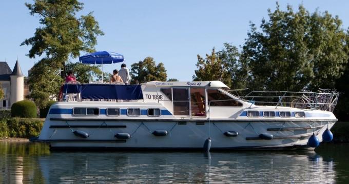 Bootsverleih Les Canalous Tarpon 42 Redon Samboat