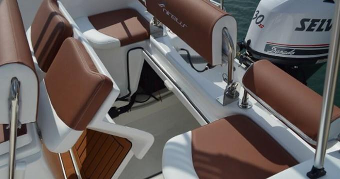 Motorboot mieten in Lefkada (Island) - Nireus 530