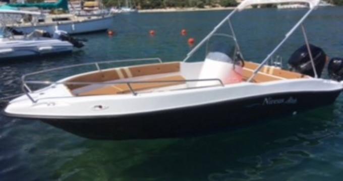 Motorboot mieten in Lefkada (Island) - Nireus 495