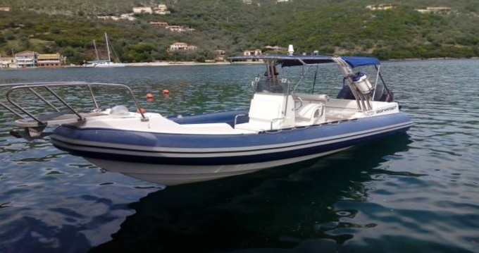 Bootsverleih Lefkada (Island) günstig 750