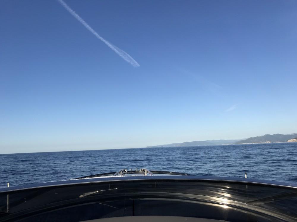 Vermietung Motorboot Riva mit Führerschein
