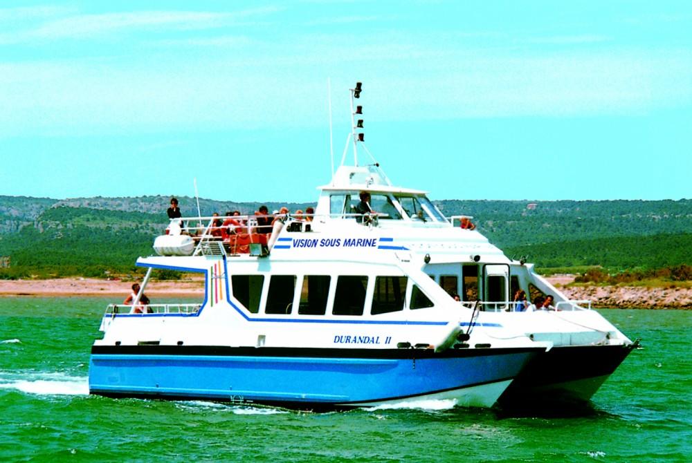 Bootsverleih Etudes de Carènes Beaufort 14 Gruissan Samboat