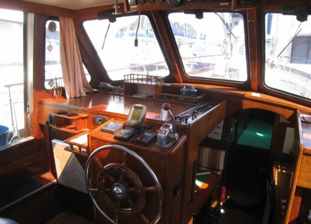 Bootsverleih Nauticat 33 Camoël Samboat
