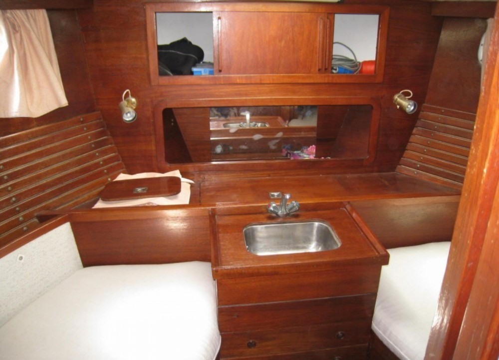 Yacht-Charter in Camoël - Nauticat 33 auf SamBoat