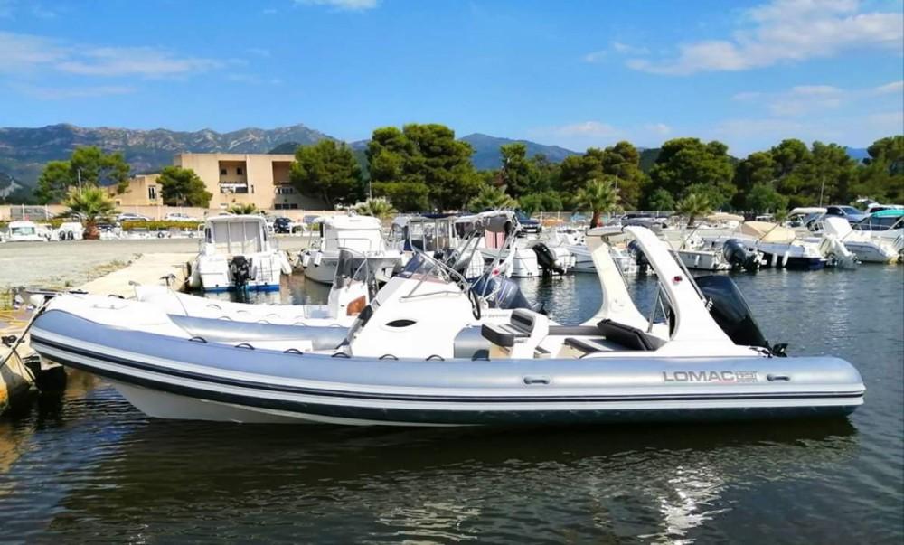 Lomac 790 in zwischen Privatpersonen und professionellem Anbieter Saint-Florent