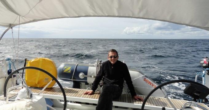 Segelboot mieten in Bénodet - Bénéteau Oceanis 41